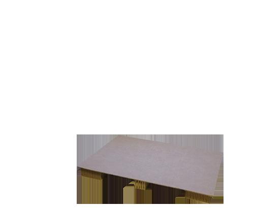 Palette carton Hako Conception résistante