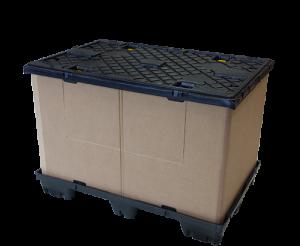 Hako Conteneur recyclable et réutilisable